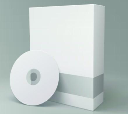 Абстрактные конверты для cd
