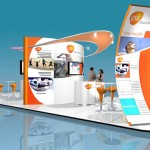 Appealing exhibition stands for trade shows, visit now Printweekindia.com