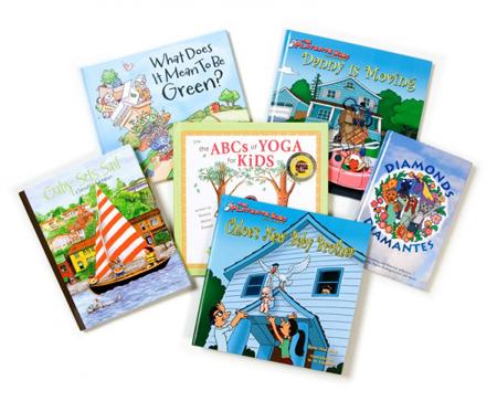 Children's book Printing service