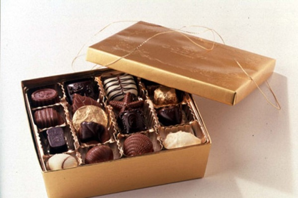 Fancy Boxes for Chocolate Gifting