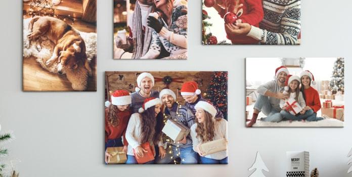 Canvas Prints For Christmas
