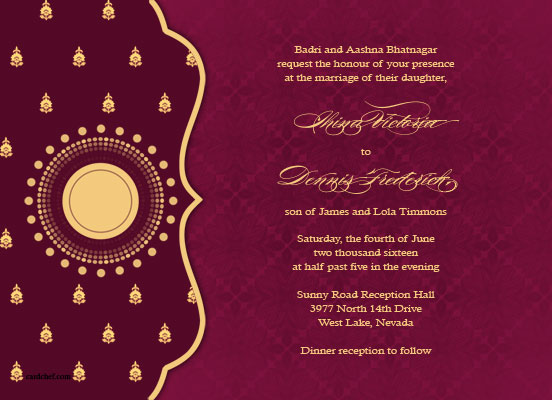 All about Design and Print Invitation Cards