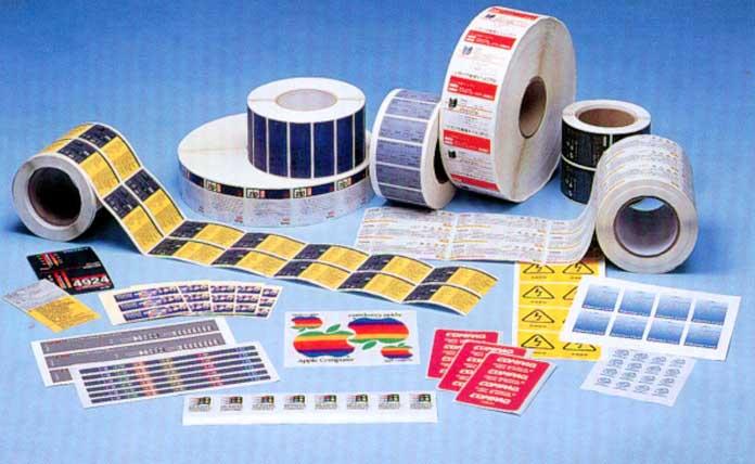 Optimized Labels Printing