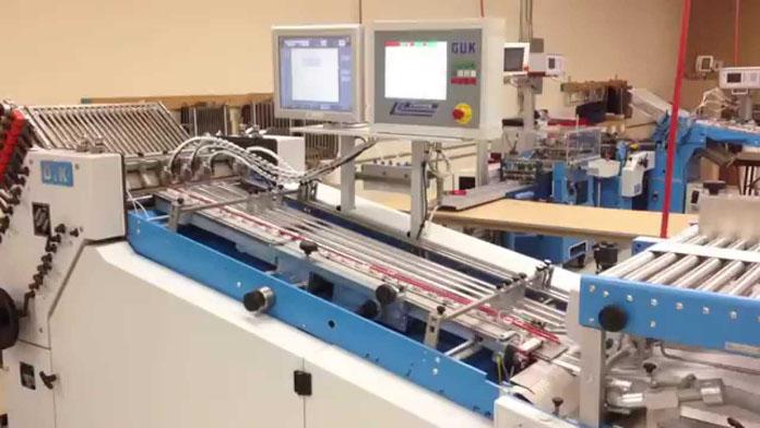 Vijuk Folding Machine