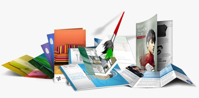 best online brochure printing at Printweekindia