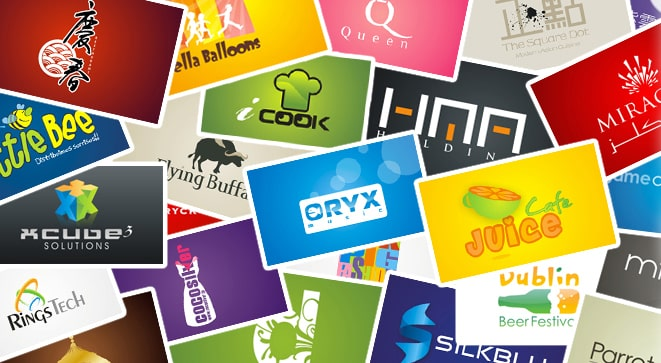 Company Design Logo Print