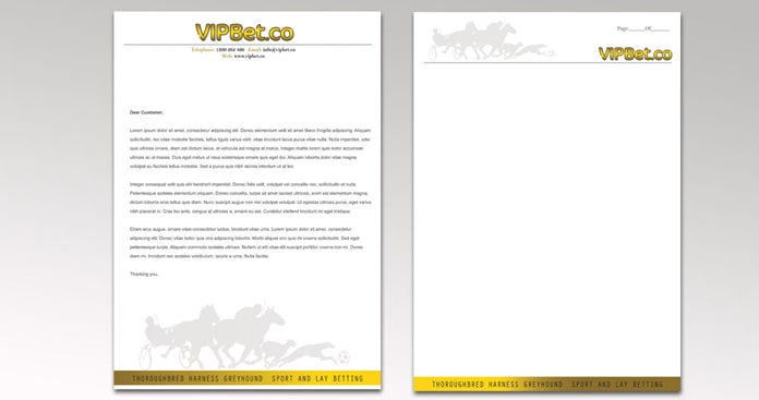 Online Letterhead Printing Can Help Your Business