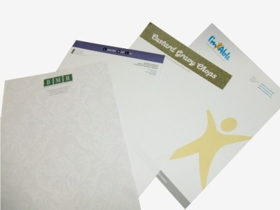 Use Letterhead Printing In Your Business