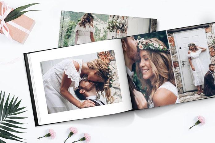 wedding book printing