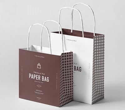 Coated Paper Bag Manufacturer, Kraft Paper Bags
