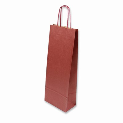 Paper Recycled Wine Bags, Kraft Paper Bags
