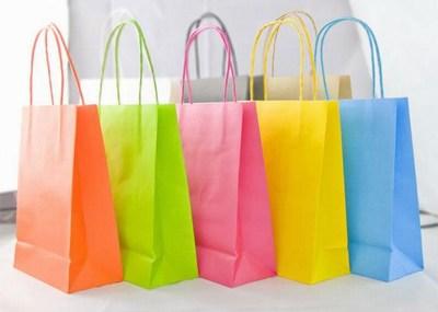 Party Paper Bags Online India, UK kraft paper bags