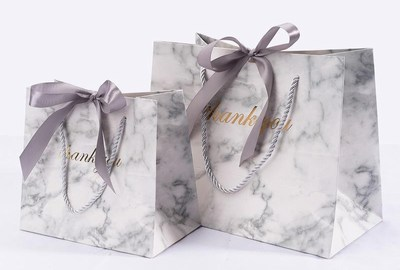 personalized party favor gift bags