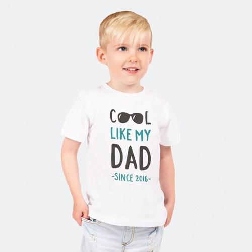 Personalised Kids T-shirts, Baby T shirt Printing