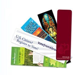 Custom Bookmark Printing, Bookmark Printing Service India