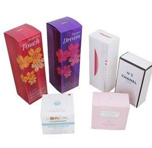 Custom Printed Cosmetic Box India, Beauty Box