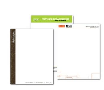 Letterhead Printing, Custom Letterhead Printing Online India