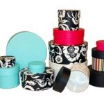 Mod Round Boxes, Custom Mod Round Boxes Packaging India