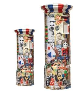 Custom Printed Pillar Boxes