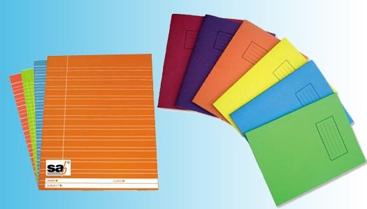 School Exercise Books Printing, Custom Book Printing