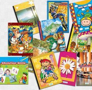 School Stationery, School Stationery Printing India