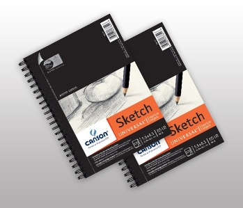 Sketch Pad Books Printing, Personalized Sketch Pad