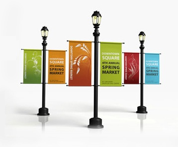 Vinyl Banner Printing, Custom Banner Printing India