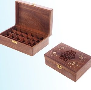 Custom Wooden Boxes Online India, Wooden Packaging
