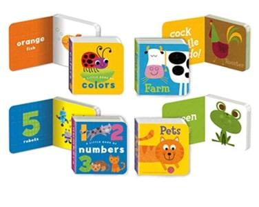 Children's Board Book Printing, Custom Printed Board Book Online