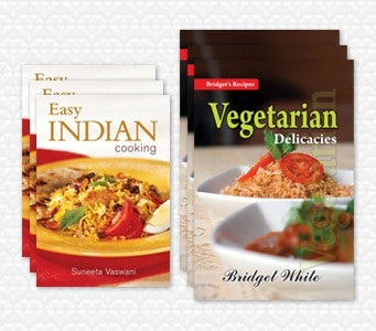 Cook Books Printing online India, Custom Cooking Books