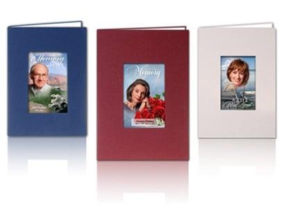Custom Printed Memorial Books Online