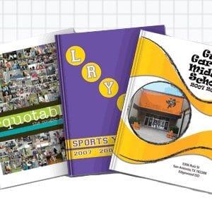 School YearBook Printing, Custom Print Yearbooks Online