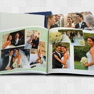 Wedding Books Printing, Custom Wedding Photo Books