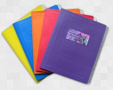 High Quality Printing Workbook